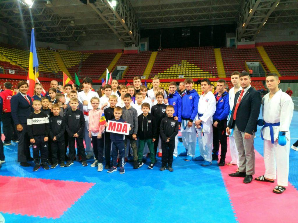 Итоги 11-го Чемпионата Европы по Каратэ 1-3 ноября, Македония.