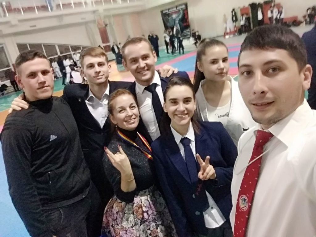 VII Международный Открытый Чемпионат по каратэ - до «Veteran Cup» 2020